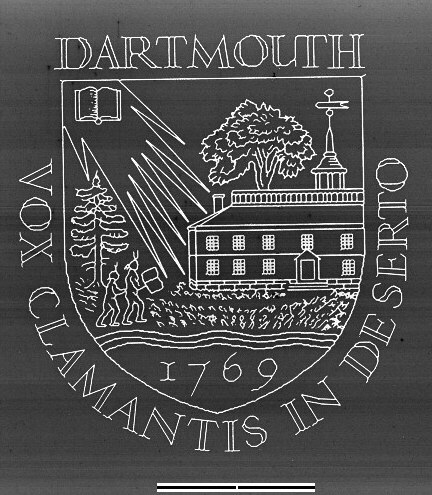 Poor Dartmouth.  Even their shield is boring